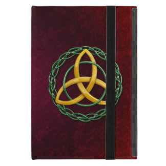 Celtic Trinity Knot iPad Mini Case