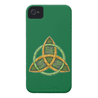 Celtic Trinity Knot iPhone 4 Case-Mate ID