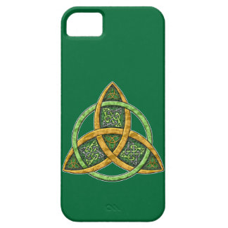Celtic Trinity Knot iPhone 5 Case-Mate ID