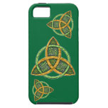 Celtic Trinity Knot iPhone 5 Case-Mate Tough