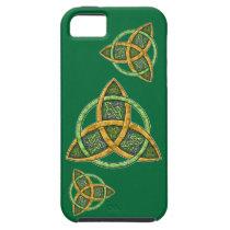 Celtic Trinity Knot iPhone 5 Case-Mate Tough