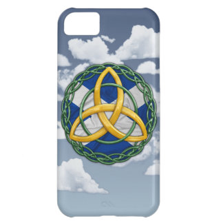 Celtic Trinity Knot iPhone 5C Cover