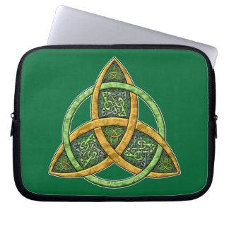 Celtic Trinity Knot Laptop Sleeve