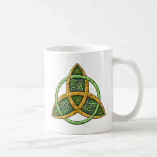 Celtic Trinity Knot Mugs