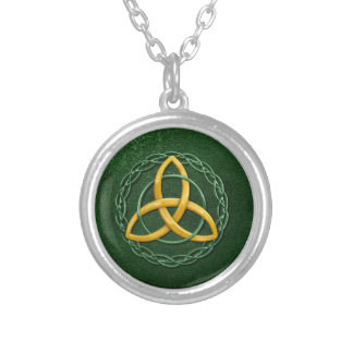 Celtic Trinity Knot Necklaces