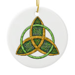 Celtic Trinity Knot Ornament