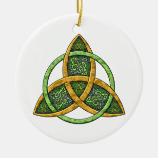 Celtic Trinity Knot Ornament