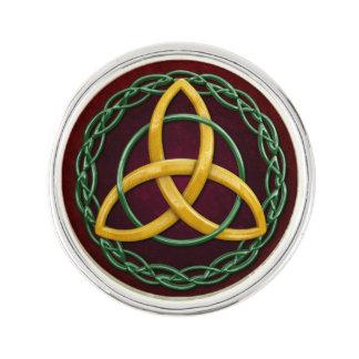 Celtic Trinity Knot Pin