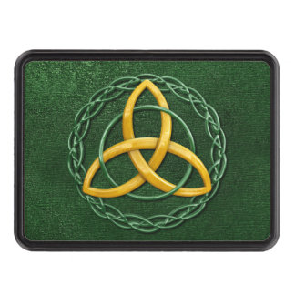 Celtic Trinity Knot Tow Hitch Cover