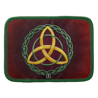 Celtic Trinity Knot Folio Planners