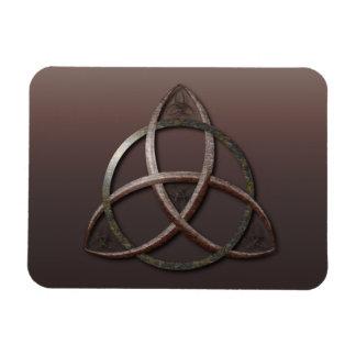 Celtic Trinity Knot Rectangular Magnet