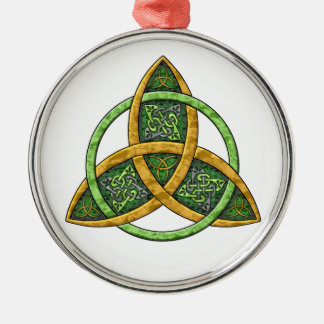 Celtic Trinity Knot Premium Ornament