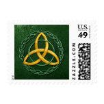 Celtic Trinity Knot Stamp