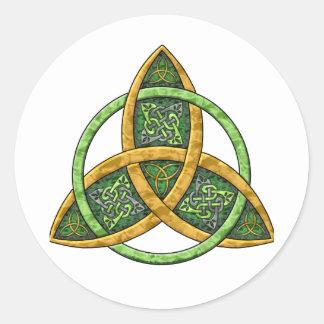 Celtic Trinity Knot Sticker
