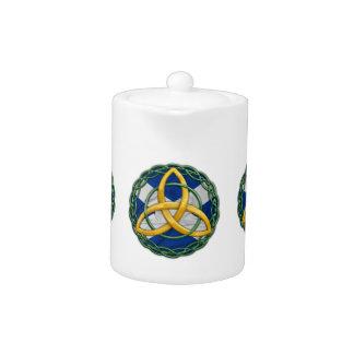 Celtic Trinity Knot Teapot