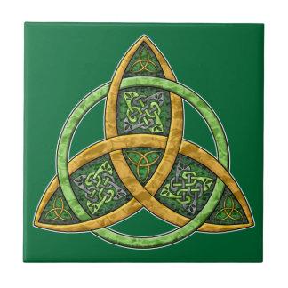 Celtic Trinity Knot Tile