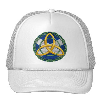 Celtic Trinity Knot Trucker Hat