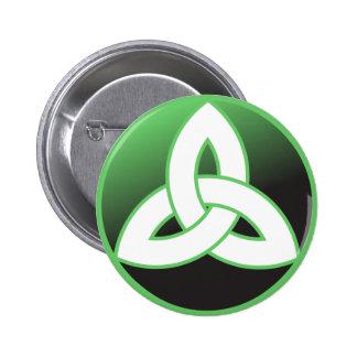 Celtic Trinity Knot Up Pin