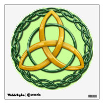 Celtic Trinity Knot Wall Decal