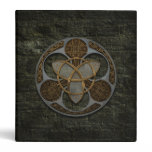 Celtic Trinity Shield Binder