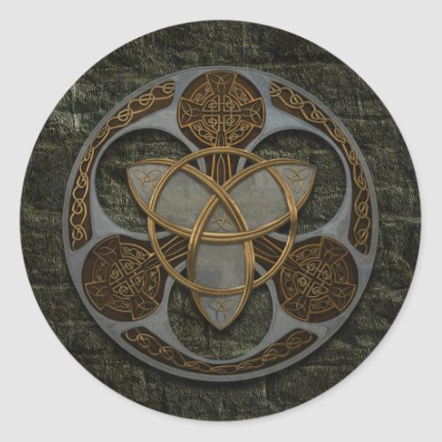 Celtic Trinity Shield