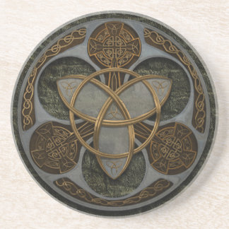 Celtic Trinity Shield Coasters