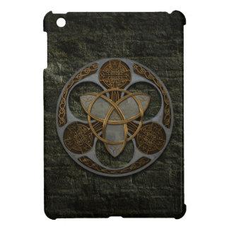 Celtic Trinity Shield Case For The iPad Mini