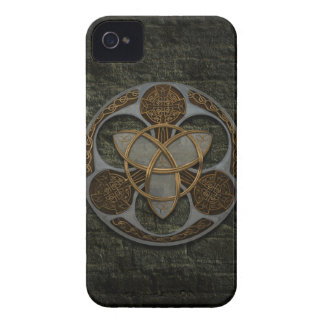 Celtic Trinity Shield iPhone 4 Cases