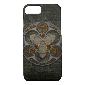 Celtic Trinity Shield iPhone 7 Case