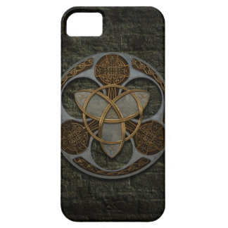 Celtic Trinity Shield iPhone SE/5/5s Case