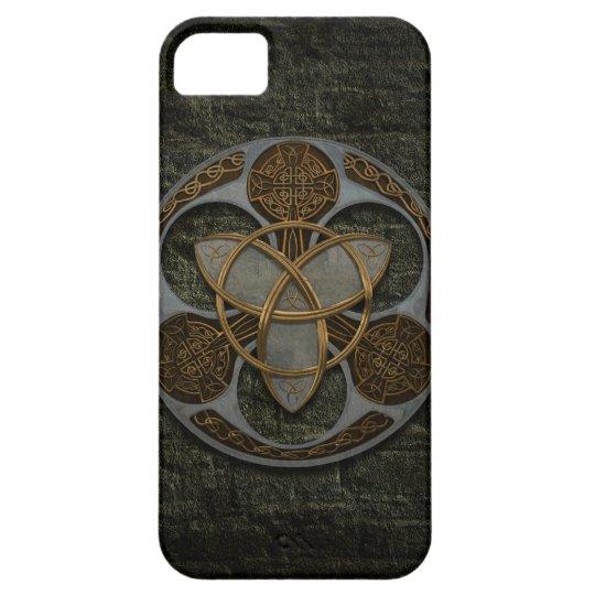 Celtic Trinity Shield iPhone SE/5/5s Case