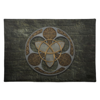 Celtic Trinity Shield Place Mat