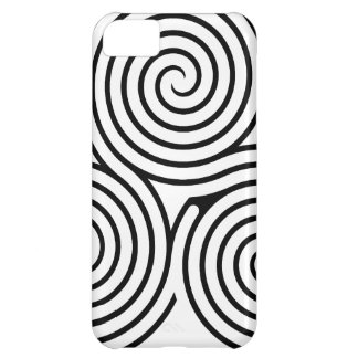 Celtic Triquetra Knot II iPhone 5C Cover