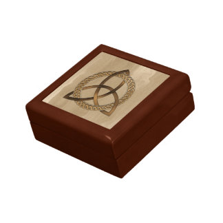 Celtic Triquetra Trinity Knot Giftbox Gift Boxes