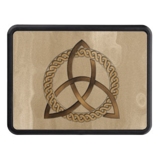 Celtic Triquetra Trinity Knot Hitch Cover