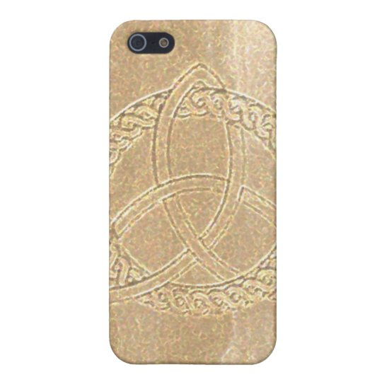 Celtic Triquetra Trinity Knot iPhone 5 Casing iPhone SE/5/5s Cover