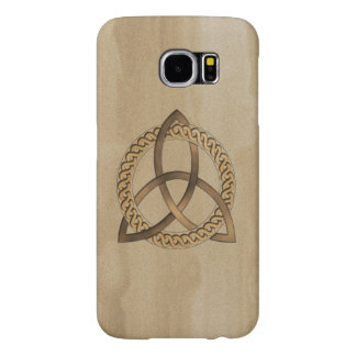 Celtic Triquetra Trinity Knot Samsung Galaxy S6 Cases