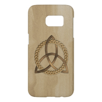 Celtic Triquetra Trinity Knot Samsung S7 Case