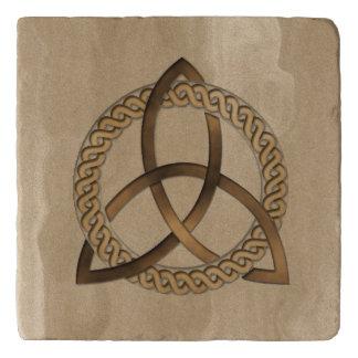 Celtic Triquetra Trinity Knot Trivet