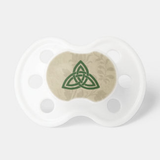 Celtic Triskel Baby Pacifier