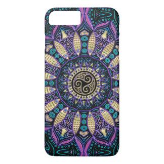 Celtic Triskele Mandala iPhone 7 Plus Case