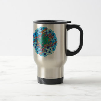 Celtic Turtle Travel Mugs