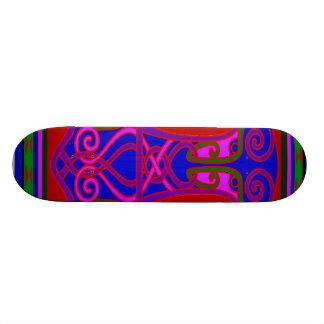 Celtic Viking Skateboard