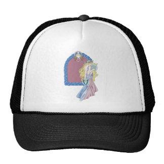 Celtic Virgo Trucker Hat