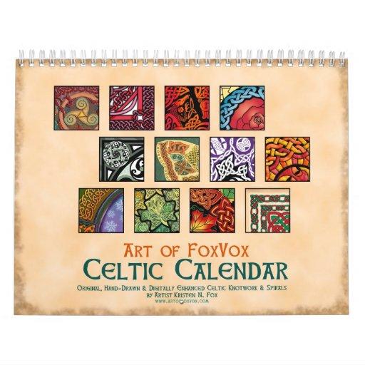 Celtic Wall Calendar