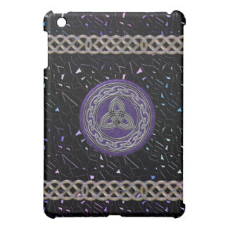 Celtic Wheel, Chains and Glitter for  iPad Mini Cases