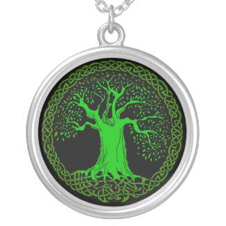 Celtic Wisdom Tree Pendant