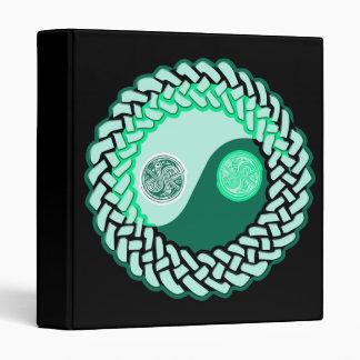Celtic Yin Yang 3 Binder