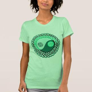 Celtic Yin Yang 3 Camiseta