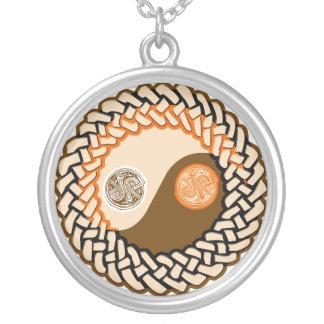 Celtic Yin Yang Necklace